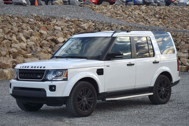 2016 Land Rover LR4 HSE Naugatuck, Connecticut