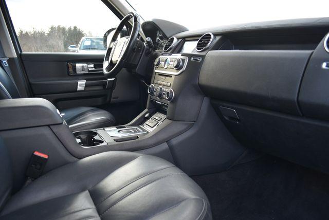 2016 Land Rover LR4 HSE Naugatuck, Connecticut 8