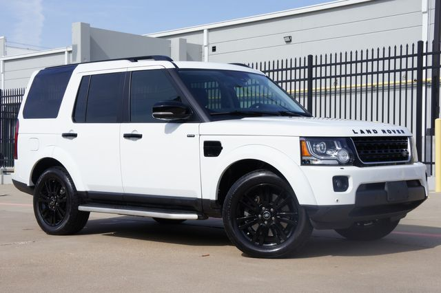 2016 Land Rover LR4 HSE * Black Pkg * VISION ASSIST * Climate Comfort in Plano, Texas 75093