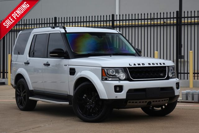 2016 Land Rover LR4 HSE LUX | Plano, TX | Carrick's Autos in Plano TX