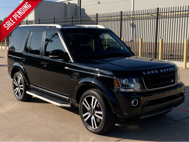 2016 Land Rover LR4 HSE LUX * Landmark Edition * 1-OWNER * 20s * Clean