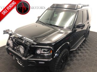 2016 Land Rover LR4 HSE BUILT LIFTED ARB WINCH BUMPER in Statesville, NC 28677