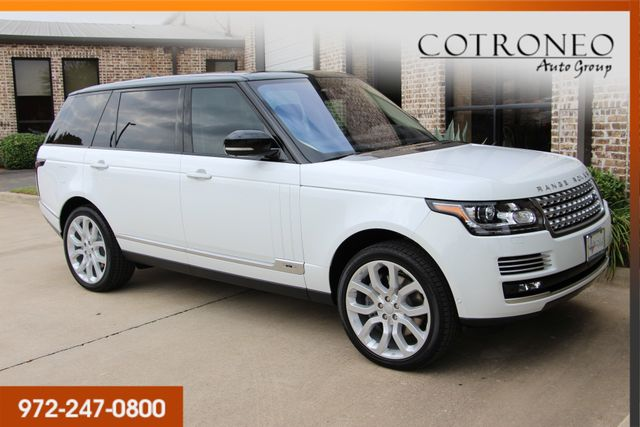 2016 Land Rover Range Rover Autobiography LWB 4WD