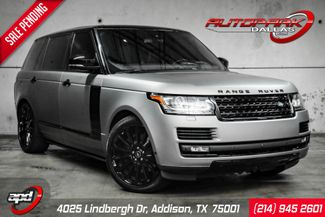 2016 Land Rover Range Rover Autobiography LWB in Addison, TX 75001