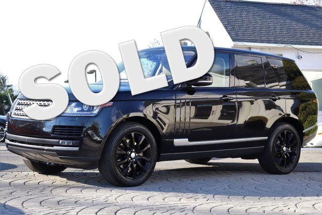 2016 Land Rover Range Rover HSE Td6 in Alexandria VA