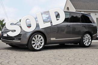 2016 Land Rover Range Rover V8 Supercharged in Alexandria VA