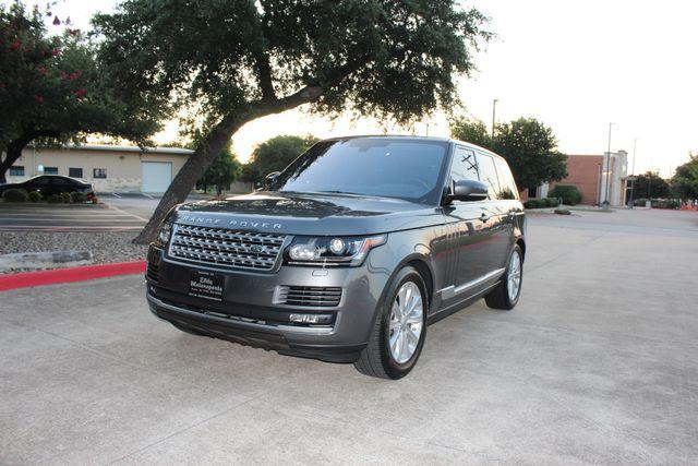 2016 Land Rover Range Rover HSE Austin , Texas 1