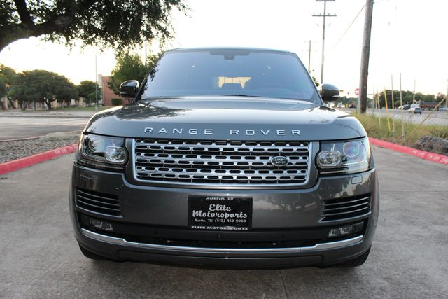 2016 Land Rover Range Rover HSE Austin , Texas 14