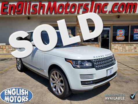 2016 Land Rover Range Rover Supercharged in Brownsville, TX