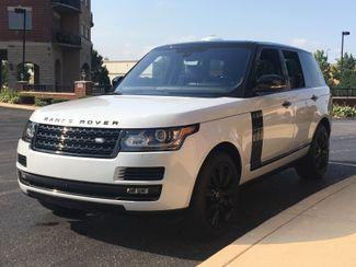 2016 Land Rover Range Rover Diesel HSE Chicago, Illinois 2