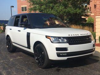 2016 Land Rover Range Rover Diesel HSE Chicago, Illinois