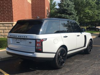 2016 Land Rover Range Rover Diesel HSE Chicago, Illinois 4