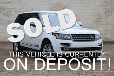 2016 Land Rover Range Rover Clean Diesel 4x4 SUV w/Panoramic Roof, Navigation, 360º Cameras, & Meridian Audio System in Eau Claire