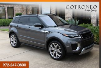 2016 Land Rover Range Rover Evoque Autobiography in Addison, TX 75001