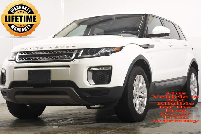 2016 Land Rover Range Rover Evoque SE Premium in Branford, CT 06405
