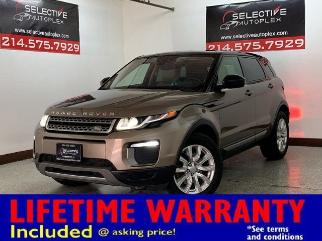 2016 Land Rover Range Rover Evoque SE, LEATHER SEATS, HEATED BACK SEATS, BACKUP CAM