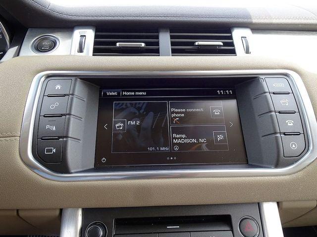2016 Land Rover Range Rover Evoque SE Madison, NC 19