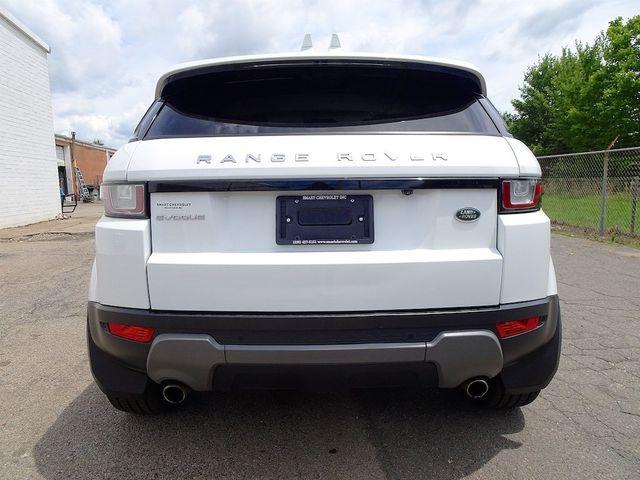 2016 Land Rover Range Rover Evoque SE Madison, NC 3