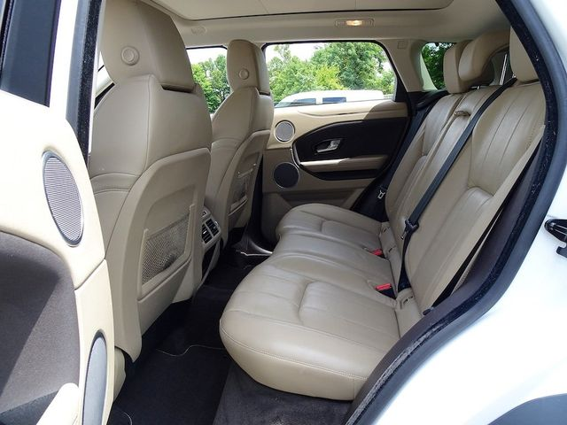 2016 Land Rover Range Rover Evoque SE Madison, NC 32