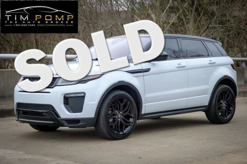 2016 Land Rover Range Rover Evoque HSE Dynamic | Memphis, Tennessee | Tim Pomp - The Auto Broker in Memphis Tennessee