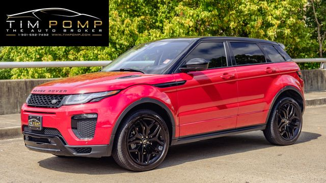 2016 Land Rover Range Rover Evoque HSE Dynamic PANO ROOF NAVIGATION