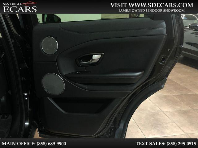 2016 Land Rover Range Rover Evoque SE in San Diego, CA 92126