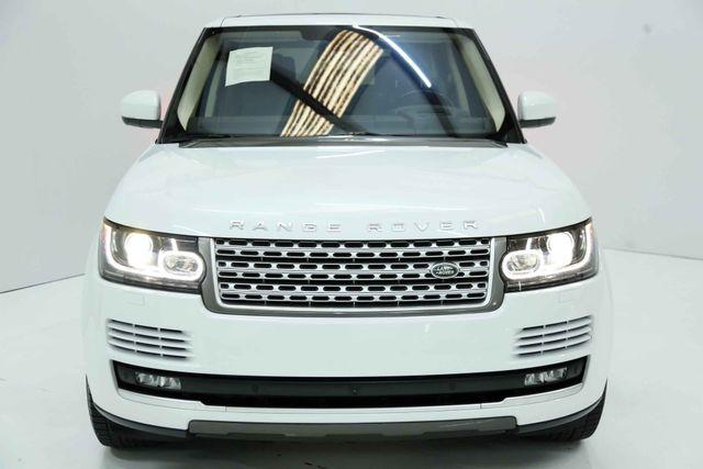 2016 Land Rover Range Rover HSE Houston, Texas 2