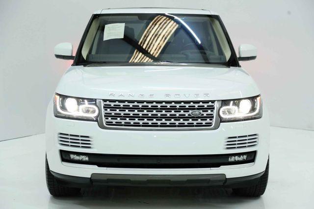 2016 Land Rover Range Rover HSE Houston, Texas 5