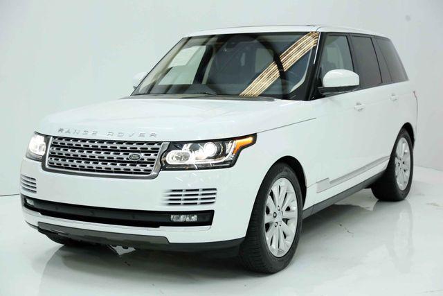 2016 Land Rover Range Rover HSE Houston, Texas 3