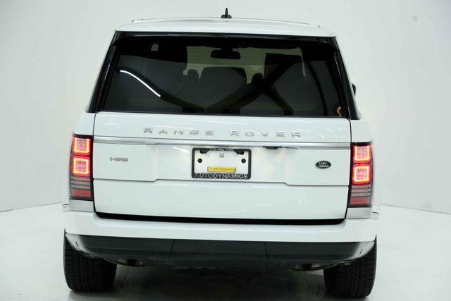 2016 Land Rover Range Rover HSE Houston, Texas 10