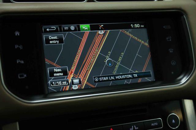 2016 Land Rover Range Rover HSE Houston, Texas 34