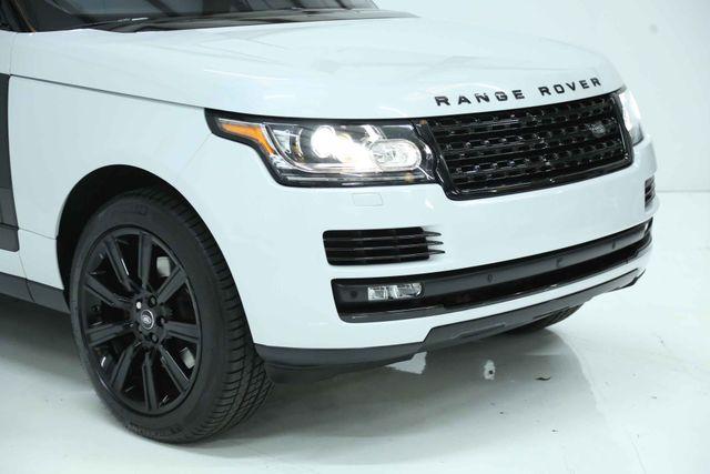 2016 Land Rover Range Rover Diesel HSE Houston, Texas 4