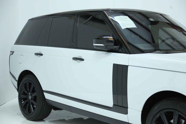 2016 Land Rover Range Rover Diesel HSE Houston, Texas 7