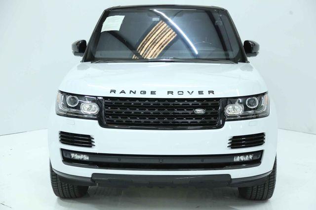 2016 Land Rover Range Rover Diesel HSE Houston, Texas 5