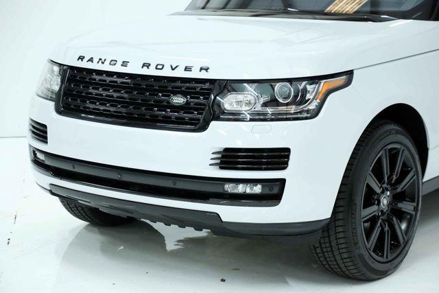 2016 Land Rover Range Rover Diesel HSE Houston, Texas 6