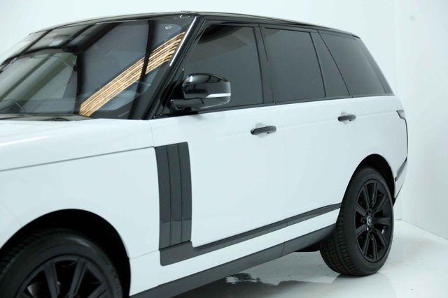 2016 Land Rover Range Rover Diesel HSE Houston, Texas 8