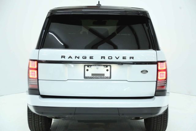 2016 Land Rover Range Rover Diesel HSE Houston, Texas 10