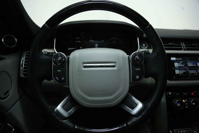 2016 Land Rover Range Rover Diesel HSE Houston, Texas 23