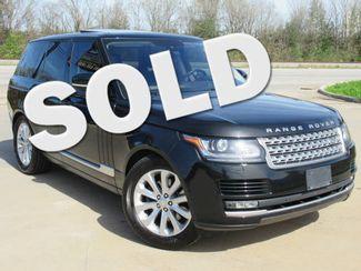 2016 Land Rover Range Rover in Houston TX