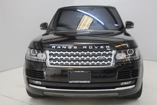 2016 Land Rover Range Rover Diesel HSE Houston, Texas 1