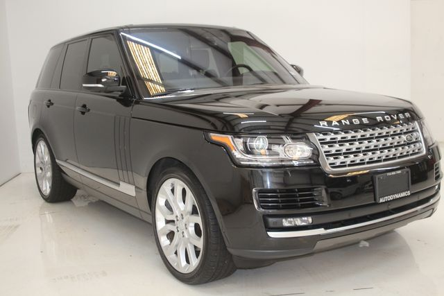 2016 Land Rover Range Rover Diesel HSE Houston, Texas 2
