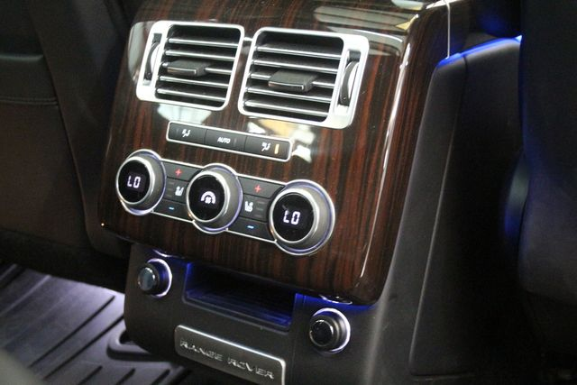 2016 Land Rover Range Rover Diesel HSE Houston, Texas 21