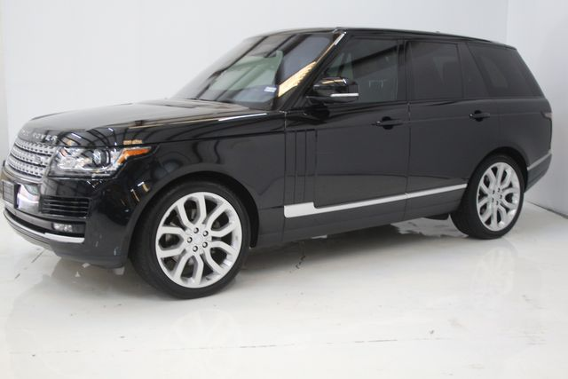 2016 Land Rover Range Rover Diesel HSE Houston, Texas 3