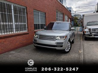 2016 Land Rover Range Rover 3.0L V6 Supercharged HSE 1 Owner
