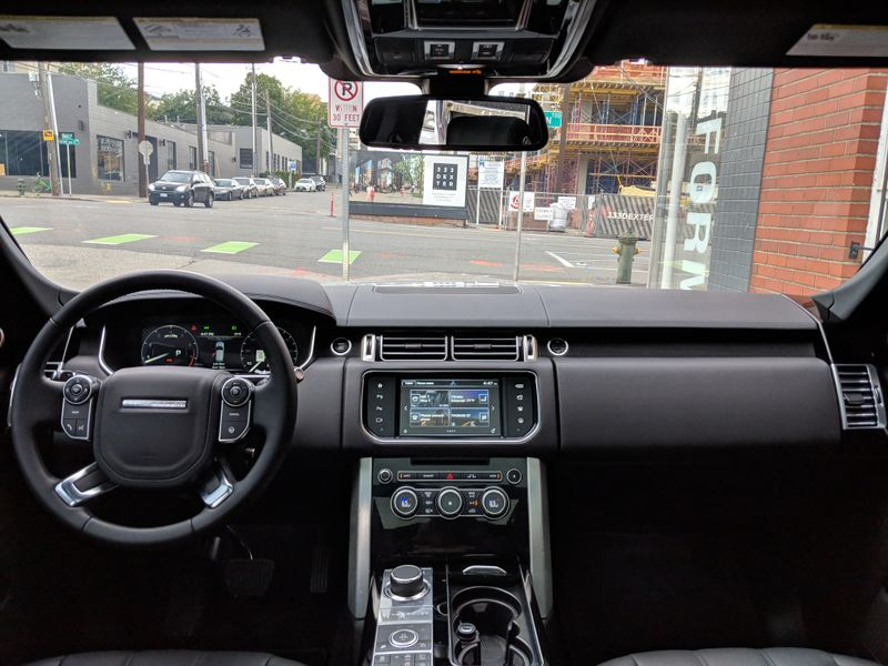 2016 Land Rover Range Rover 30L V6 Supercharged HSE 1 Owner Factory Warranty to 1212021 West Coast History  city Washington  Complete Automotive  in Seattle, Washington
