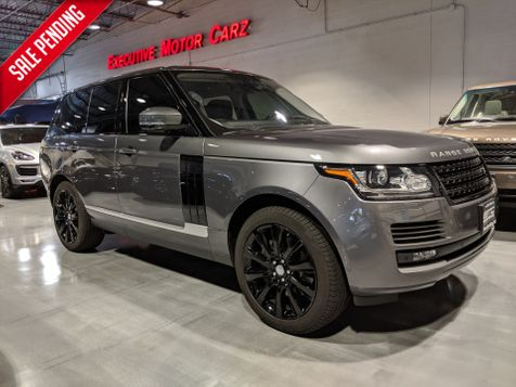 2016 Land Rover Range Rover Supercharged in Lake Forest, IL