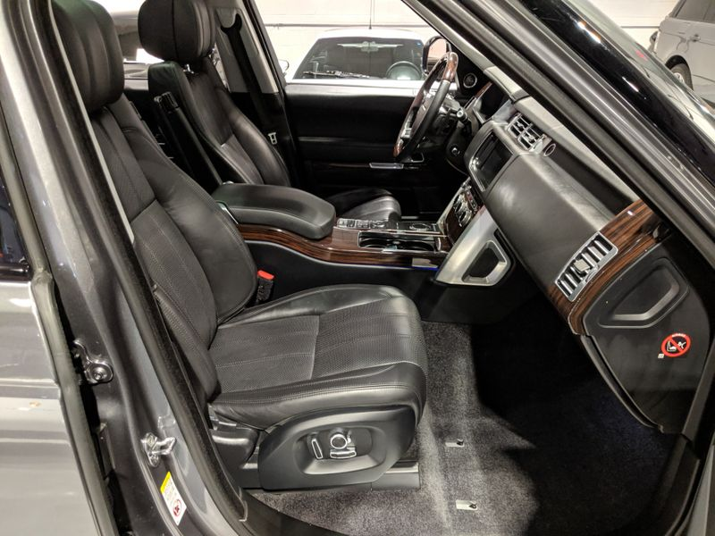 2016 Land Rover Range Rover Supercharged  Lake Forest IL  Executive Motor Carz  in Lake Forest, IL