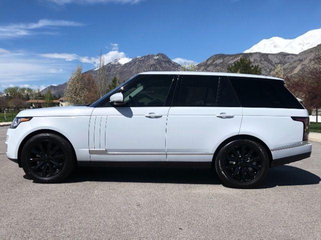 2016 Land Rover Range Rover HSE LINDON, UT 3