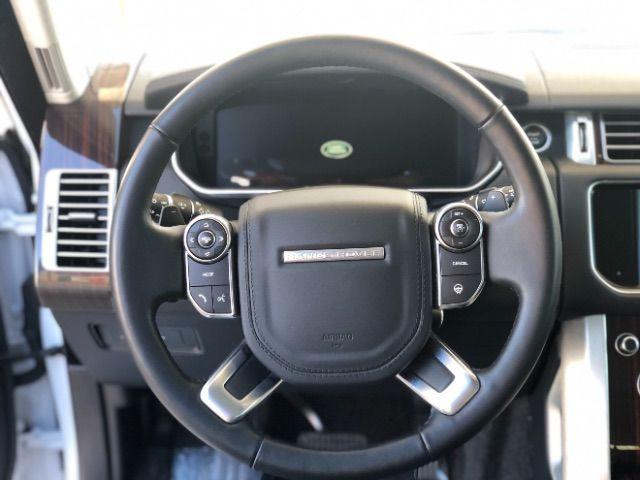 2016 Land Rover Range Rover HSE LINDON, UT 33