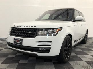 2016 Land Rover Range Rover HSE LINDON, UT